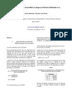 Análisis del factor de pérdidas la Empresa Eléctrica Riobamba S.A.