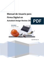 Manual de Uso Para Autodesk Design Review