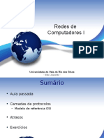 Redes Aula 2