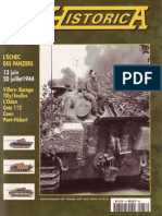 Historica 60 Les Panzers Face a Debarquement en Normandie 2