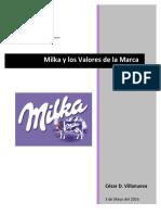 Informe Milka Case Study