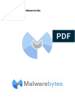 Malwarebytes Anti-Malware for Mac 1.1 User Guide