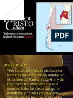 Iglesia en Chillán-bautismos (2013-2016)