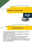 Dietary Service- by dheeraj
