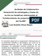9. Conferencia Simultanea Integración de Redes