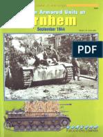 Armor at War 7039 - German Armoured Units at Arnhem, September 1944