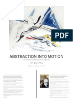 Abstraction into Motion