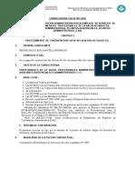 Bases Convocatoria Cas Nº 001-2016