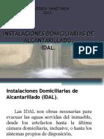 Instalacion de ALCANTARILLADO