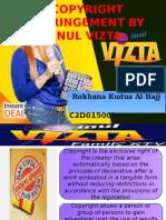 Ppt - Copyright Infringement Case Inul Vizta