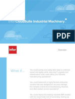 Infor CloudSuite Industrial Machinery, Handbook, English-0216