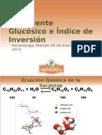 Coeficiente Glucosico e Indice de Inversión
