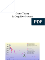 Game Theory in Cogsci