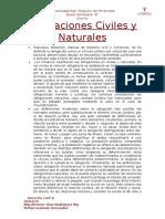 Obligaciones Civiles y Naturales