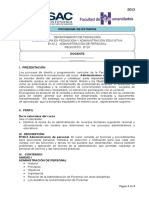 Administraci+¦n de Personal