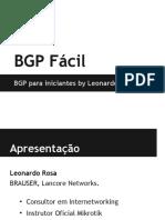 BGP Para Iniciantes