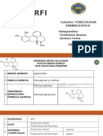 ApoMorfina ficha toxicologica