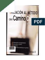 Iniciación al Metodo del Camino Crítico-Agustin Montaño