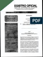 Reglamento Codigo Organico Planificacion Finanzas Publicas 2