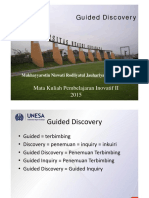Guided Discovery 2015