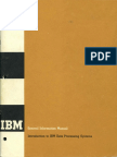 F22-6517 Introduction to IBM Data Processing Systems Jun60