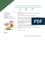 Mundo de Receitas Bimby - Geleia de Casca de Laranja Com Gengibre - 2011-09-30