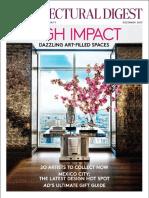 Architectural Digest - December 2013 (Gnv64)
