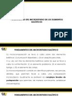 Fundamentos Del Microestudio de Los Elementos Balísticos.