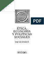 Pensamiento Etica y Economia