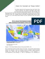 Pembentukan Batubara di Indonesia