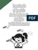 Conociendo el Servicio de la Defensoria del Niño y del Adolescente