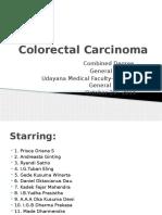 Bedah Colorectal Carcinoma