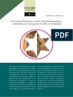 Las representaciones sociales del guadalupanismo contenidas en el programa la Rosa de Guadalupe