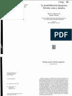 08. François Chesnais La Mundialización Financiera. Génesis Costos y Desafíos Cap. 1