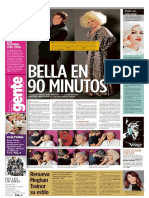 Bella en 90 minutos