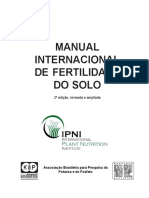 Livro Manual Internacional de Fertilidade Do Solo