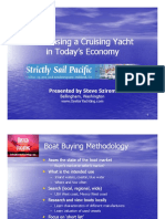 Buying a Cruising Yacht in Todays Economy
