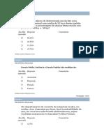 Prova - Estatística 05