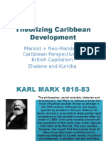 Theorizing Caribbean Development