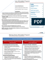 Making Home Affordable Program Servicer Performance Report Through April 2010