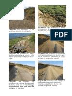 Informe Carretera Morerilla Perlamayo