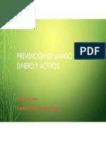 Presentacion Lavado de Dinero y Activo