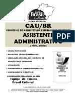 Apostila Cau Br Assistente Administrativo.pdf