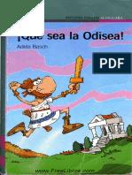 ¡Que Sea La Odisea! - Adela Basch