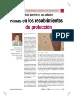 Artículo Inpralatina Fallas de Recubrimientos (I) 2007l