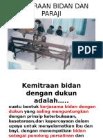 Kemitraan Bidan Dan Paraji