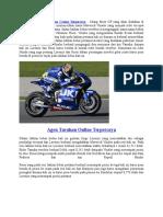 Agen Maxbet - Jelang Moto GP Catalunya