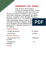 09-07-2015 Departamento de Puno( Adriana )