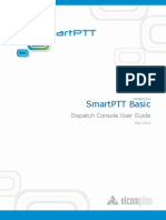 SmartPTT Basic 9.0 Dispatcher User Guide