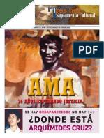 Suplemento Literario  Salvadoreño N°934
